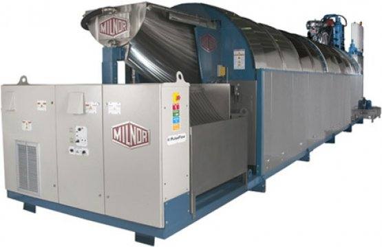 Milnor Batch Washers