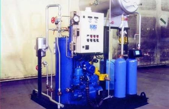 Wanson Steam Generators
